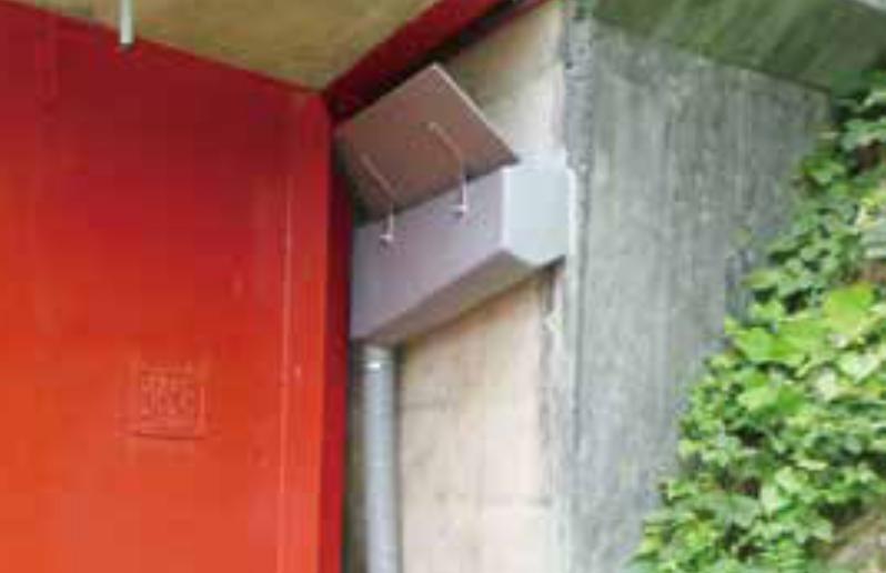 簡易排水装置